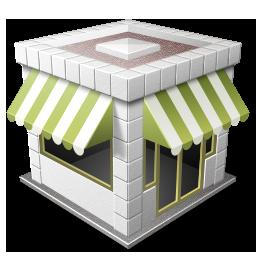 obchodne priestory icon