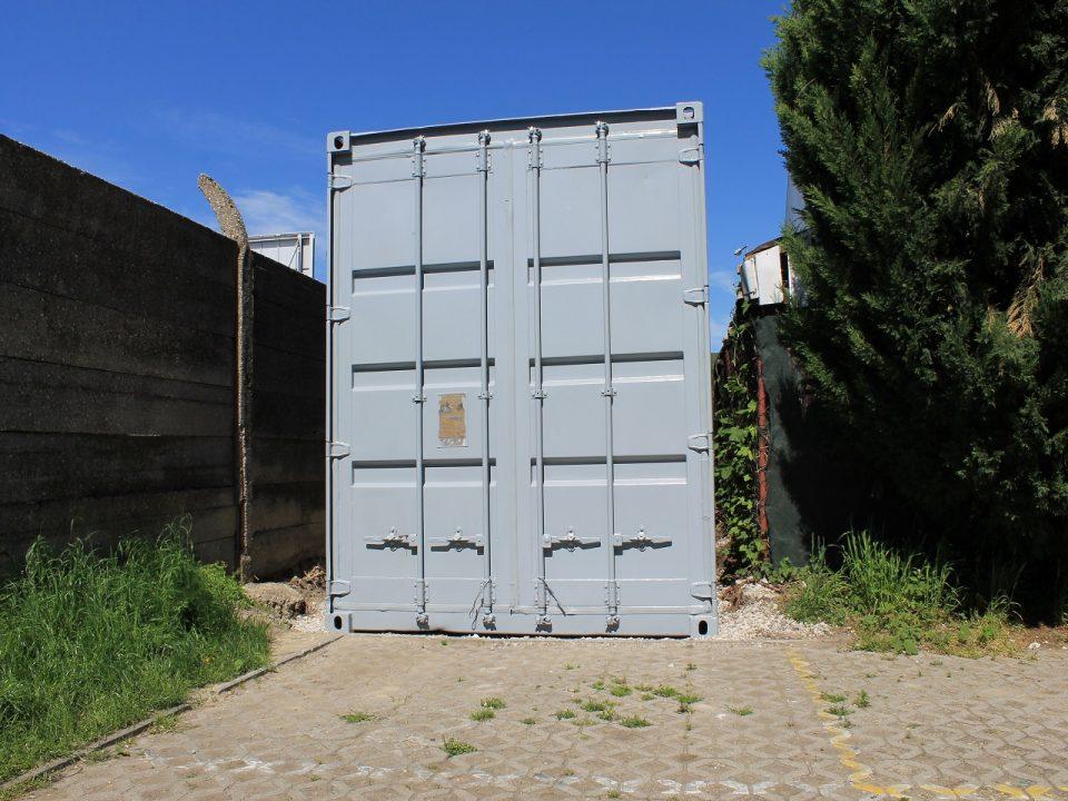 Skladový priestor - lodný kontajner